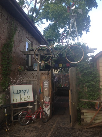 Bike shop in Peterborough