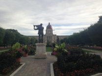 Legislative Building in lovely Regina
