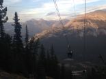 On Sulfur Mountain